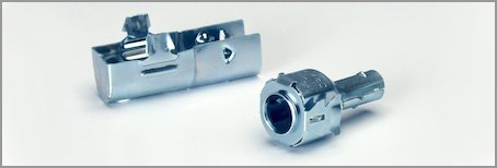International Steel Connectors for Flexible Metal Conduit (Tested and Certified to U.S. and Canada Standards)
