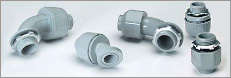 International Non-Metallic Liquid-Tight Conduit Fittings (UL Listed. CSA Certified. Type NMLT)